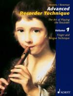 Advanced Recorder Technique Vol. 1