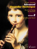 Advanced Recorder Technique Vol. 2