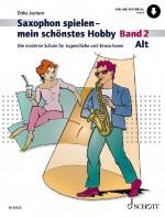 Saxophon spielen – mein schönstes Hobby