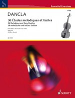 36 Melodious and Easy Studies op. 84