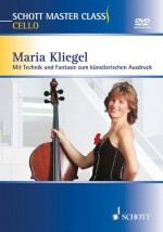Schott Master Class Cello
