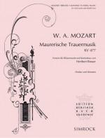 Masonic Funeral Music KV 477