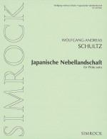 Japanische Nebellandschaft