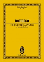 Concierto de Aranjuez (study score)