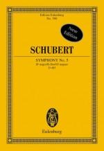 Symphony No. 5 Bb major