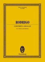 Concierto andaluz (study score)