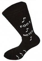 Socks - Foot Notes
