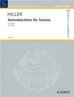 Notenbüchlein für Tamino