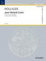 pour Roland Cavin