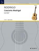 Concierto Madrigal