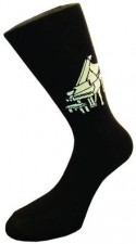 Socks - Grand Piano