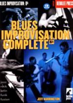 Blues Improvisation Complete B