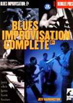 Blues Improvisation Complete E