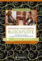Flyer Blockflöte für Senioren