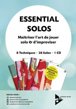 Essential Solos Flyer