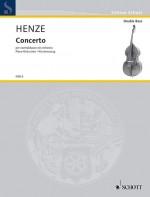 Concerto per contrabbasso ed orchestra