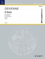 6 Duos op. 74