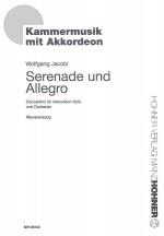 Serenade and Allegro