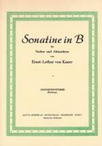 Sonatina in B