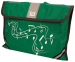 Music bag: Green