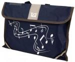 Music bag: Navy Blue