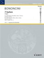 Seven Suites Book 2