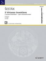 Five Virtuoso Inventions