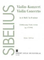 Violin Concerto D minor