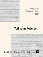 3. Sonate C minor