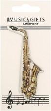 Magnet: Saxophone