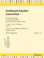 Concertino G major