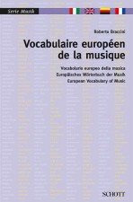 European Vocabulary of Music