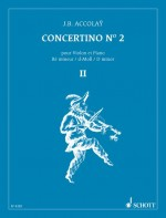 Concertino No. 2 D minor