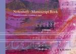 Manuscript Book A5 landscape