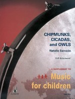 Chipmunks, Cicadas and Owls