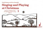 Singing and Playing at Christmas