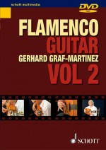 Flamenco Guitar Method Book 2 DVD