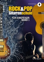 Rock & Pop Gitarrenschule
