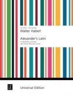HABERL ALEXANDERS LATIN S.Rec Pft