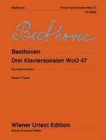 Three Piano Sonatas WoO 47