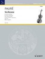 Sicilienne G minor op. 78