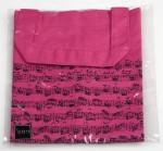 Totebag - Sheet Music (Pink)