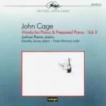 Works for Piano & Prepared Piano - Vol. II