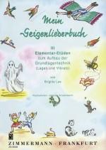 My Violin Song Book