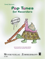 Pop Tunes for Recorders