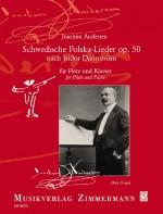 Schwedische Polska-Lieder op. 50