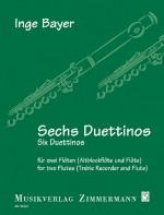Sechs Duettinos