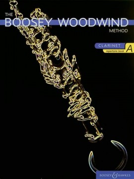Boosey Woodwind Method Band A