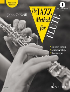 Jazz Method for Flute Vol. 1