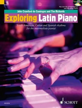 Exploring Latin Piano